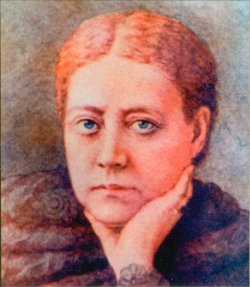 H.P. Blavatsky co-founder Theosophical Society